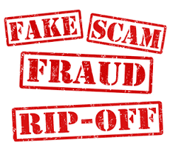 FRAUD ALERT – Financial Scams: BE AWARE!
