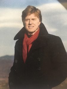Robert Redford to retire, aged 82.